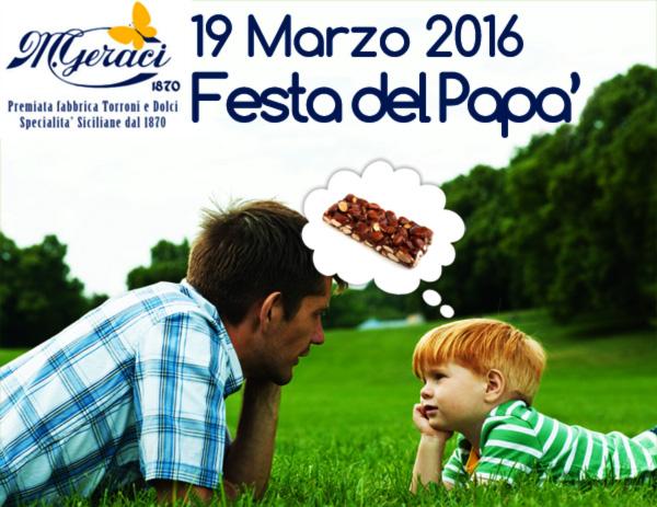 19 marzo, festa del papa'