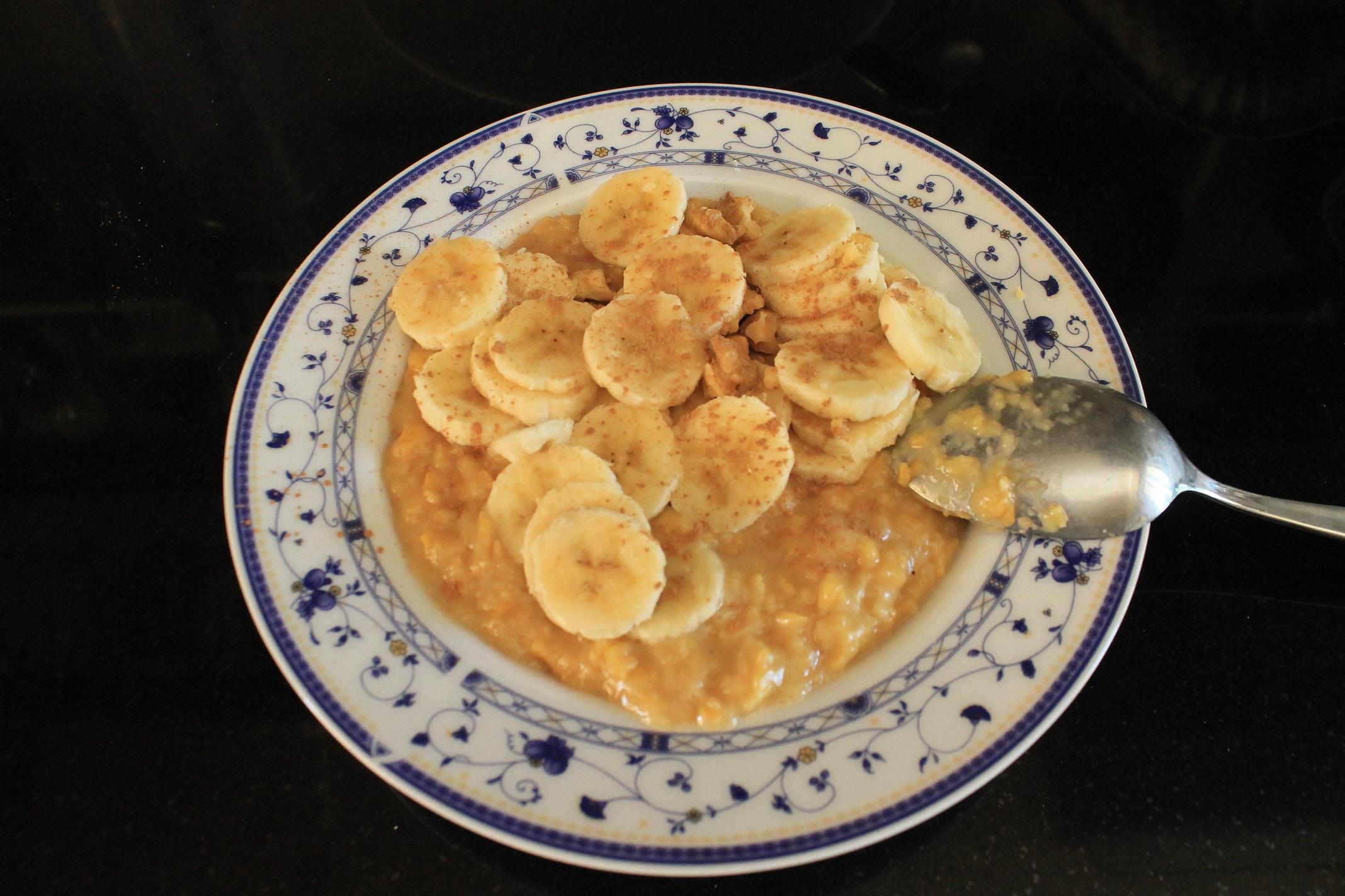 La ricetta per un ottimo Porridge.