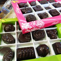 I cioccolatini artigianali del Torronificio M. Geraci - Tradizione siciliana