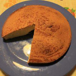 Ricetta, Torta semplice all'arancia, Torronificio Geraci, Caltanissetta