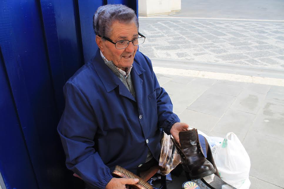 Con un'attività che si tramanda di padre in figlio, Giuseppe Romano non demorde!
