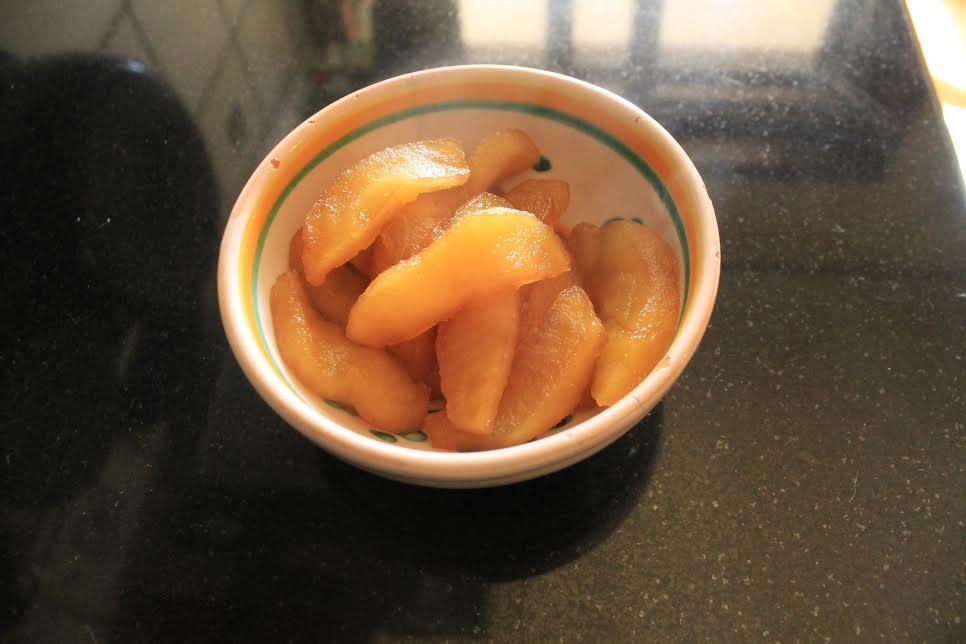 Le mele cotte