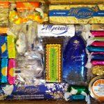 La scatola di Natale del Torronificio Geraci